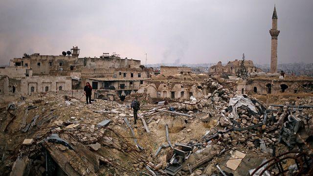 UN approves monitors for eastern Aleppo
