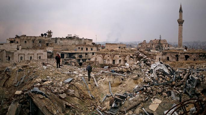 El Consejo de Seguridad de la ONU aprueba el envío de observadores a Alepo