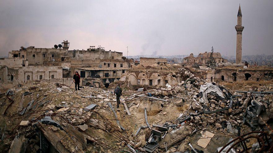 Halep'e Birleşmiş Milletler gözlemcisi geliyor