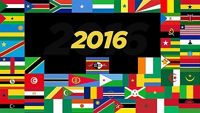 Revue 2016 : Africanews refait l'année
