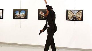 Embaixador russo na Turquia morto a tiro durante evento cultural em Ancara