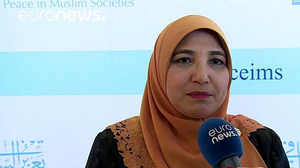 منتدى تعزيز السلم بأبو ظبي: دور المرأة في مكافحة العنف والفكر المتطرف لدى الشباب