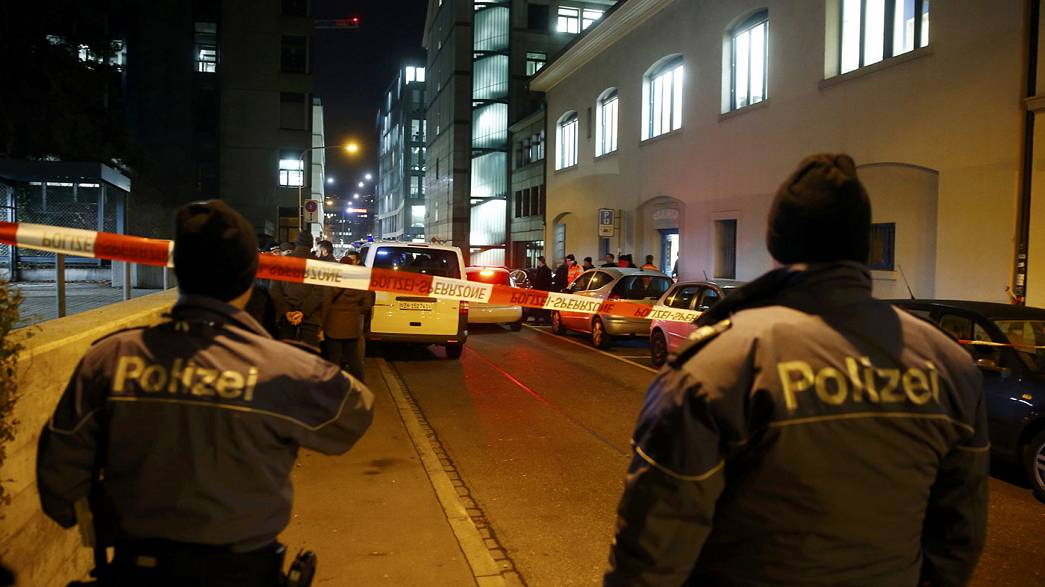 Several hurt in shooting near Zurich Islamic centre