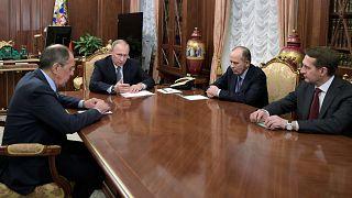 Putin e Erdogan consideram o assassinato do embaixador russo uma provocação