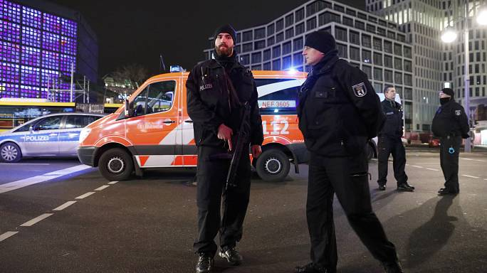 """Трагедия в Берлине: """"ряд признаков указывает, что это был теракт"""""""