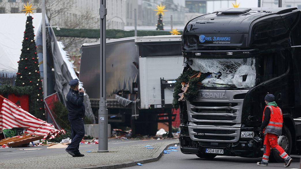 Берлин: преступник в бегах?