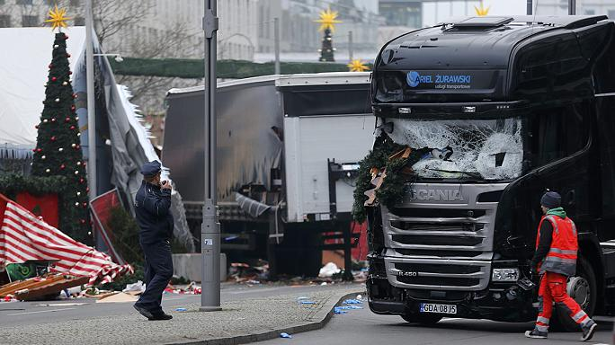 """شرطة برلين:"""" السائق توجه بصورة متعمدة صوب الحشد في سوق عيد الميلاد"""""""
