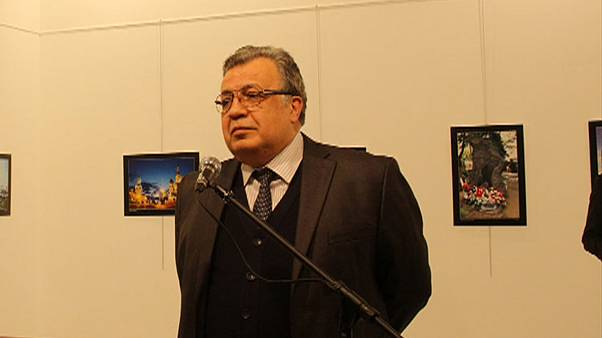 Photographer tells of dramatic moment he captured ambassador's murder in Turkey