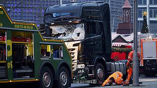 Berlin lorry attack: one of the dead 'had been shot'