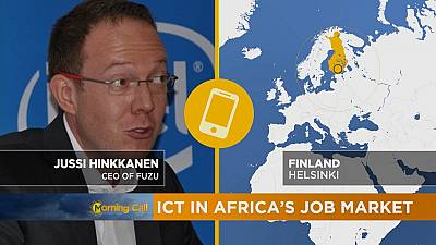 ICT in solving unemployment in Africa [The Morning Call]