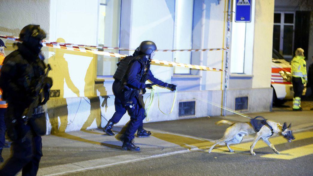 Цюрих: подробности о напавшем на Исламский центр