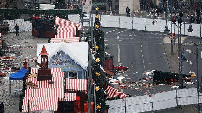 Berlin: Tatverdächtiger bestreitet Anschlag auf Weihnachtsmarkt