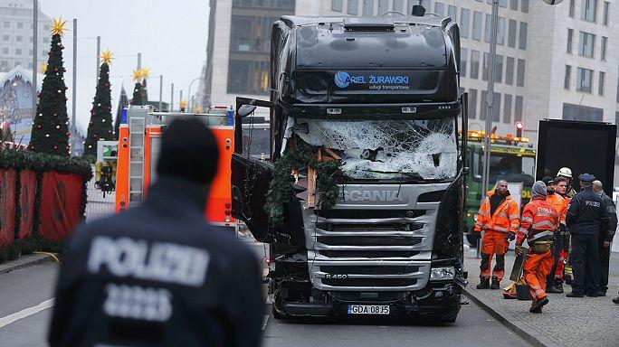 Berlino faccia a faccia con la minaccia jihadista