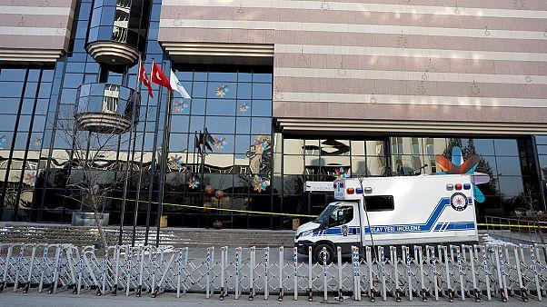Turkish police arrest gunman's family after ambassador's shooting