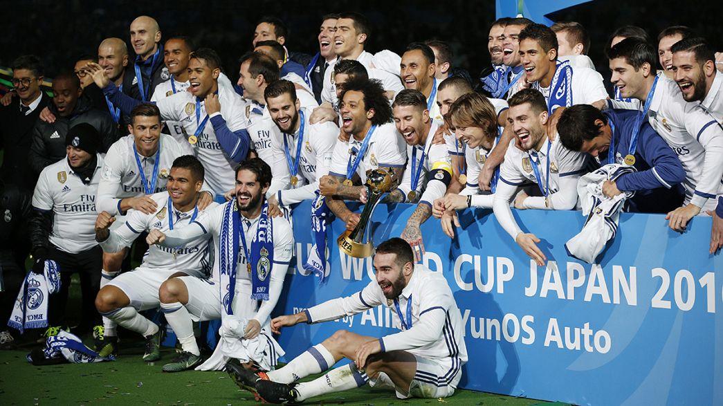 Redução de pena para o Real Madrid no caso das transferências