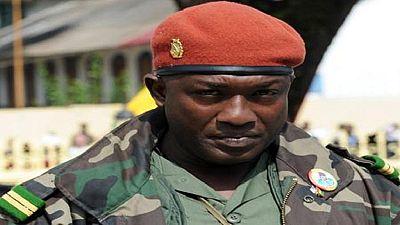 Guinea's most wanted men, Aboubacar Sidiki Diakité, arrested