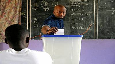 Ivory Coast ruling party and opposition await full parliamentary results