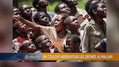 malawi premier couloir a rien pour tester des drones des fins rh fr africanews com