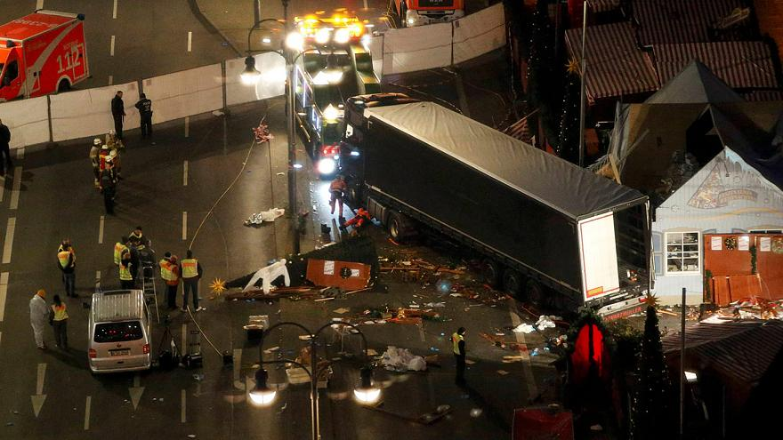 ISIL claims responsibility for deadly truck attack in Berlin