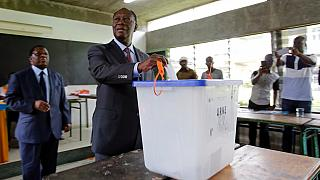 Ivorian ruling party wins absolute majority in parliament with 167 seats