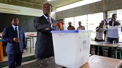 Législatives ivoiriennes : le parti au pouvoir obtient la majorité absolue avec 167 sièges