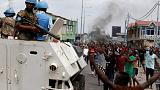 DRC: Clashes in Kinshasa 'kill more than 20'