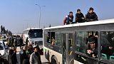 "UN sends in more observers of ""complicated"" Aleppo evacuation"