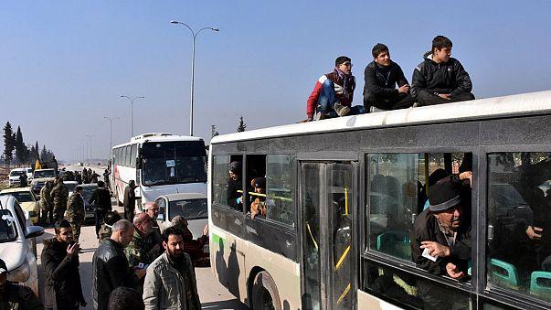 Syrische Militärkreise: Evakuierung Ost-Aleppos stockt wieder