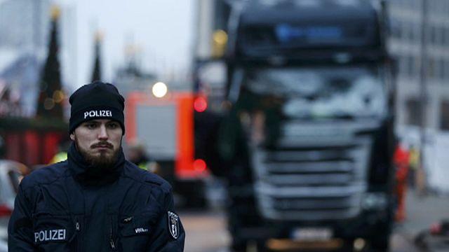 Полиция ищет берлинского террориста, предположительно, гражданина Туниса