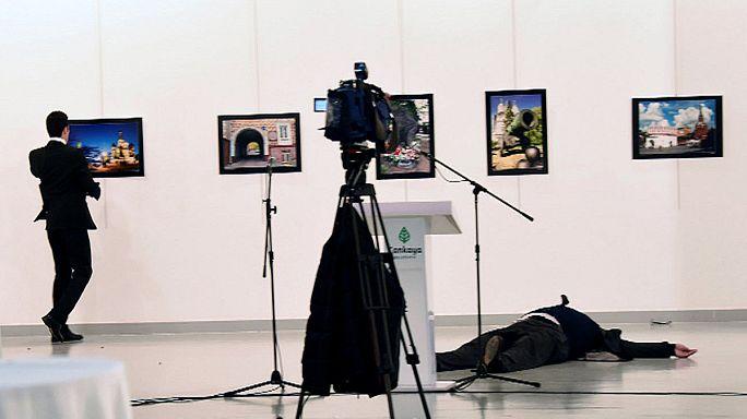 """Çavuşoğlu: """"Karlov saldırısının ardında FETÖ'nün olduğunu Türkiye ve Rusya biliyor"""""""