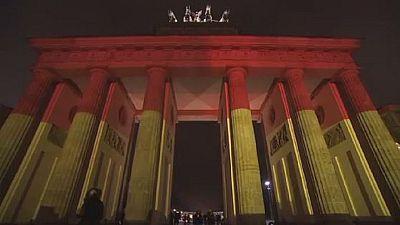 Berlin : hommage aux victimes du terrorisme