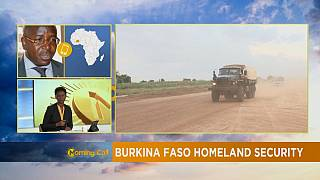 Burkina Faso homeland security [The Morning Call]