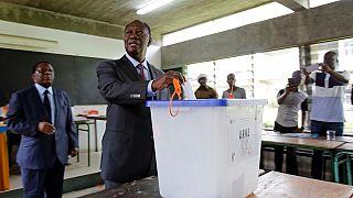 Côte d'Ivoire : la coalition au pouvoir revendique la victoire lors des législatives