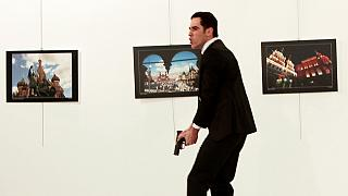 Ritratto dell'agente turco che ha ucciso l'ambasciatore russo
