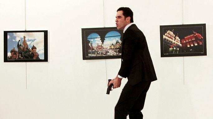 Qui est Mevlüt Mert Altintas, le tueur de l'ambassadeur russe ?