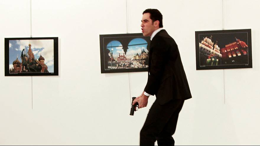 Profile: the off-duty cop who shot a Russian ambassador