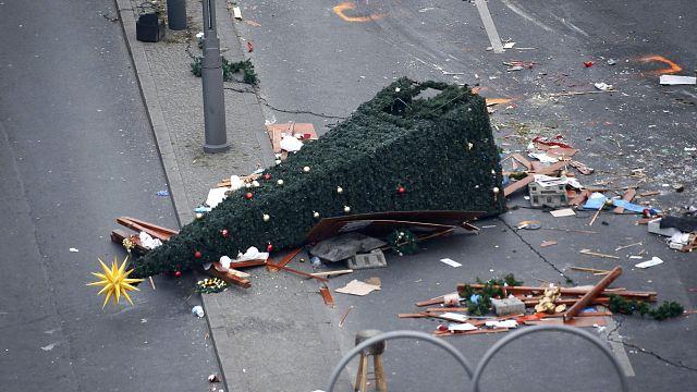 Berlin Attack: Timeline