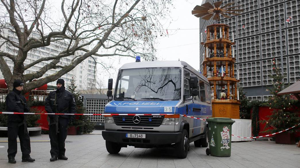 Tuerie de Berlin : un nouveau suspect recherché