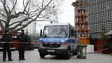 Germany widens manhunt with European warrant for Berlin truck attack suspect