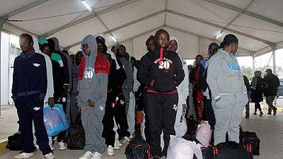 Les autorités libyennes ont renvoyé environ 140 migrants originaires du Nigeria