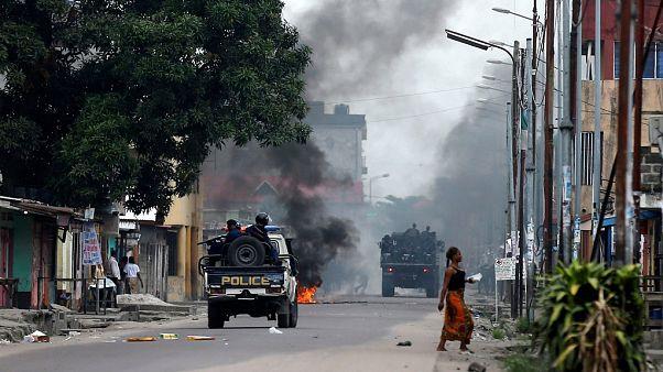 DRC: Sporadic gunfire in Kinshasa, UN confirms 19 deaths