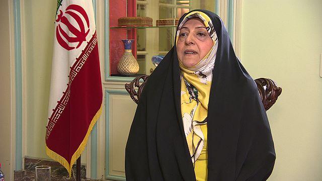 """Masoumeh Ebtekar : """"L'accord sur le nucléaire iranien sert les intérêts de tous"""""""