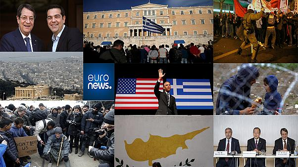 Ανασκόπηση: Το 2016 μέσα από τη ματιά του ελληνικού euronews (vid)