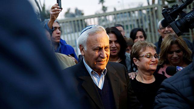 Israël : l'ex-président Moshé Katzav libéré de prison