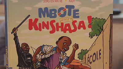 Congo : fin de la première édition du festival international de la bande dessinée