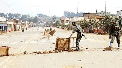 RDC: le gouverneur fuit sous des jets de pierres à Lubumbashi
