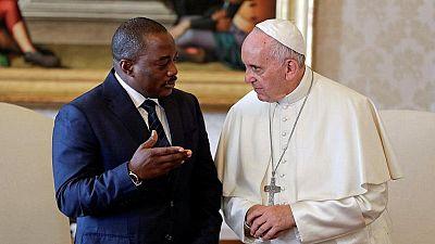 RDC : l'église catholique adresse un ultimatum à la classe politique