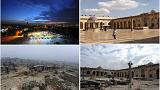 Розбомблений Алеппо: зруйновані історичні пам'ятки у порівняльних фотографіях