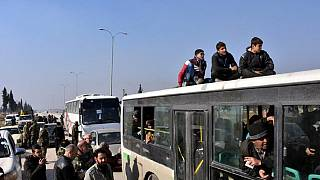 Turkey: Aleppo evacuations could be completed soon