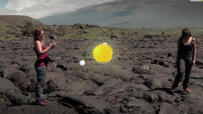 Sur les routes de la science : Hawaï et les exoplanètes #1